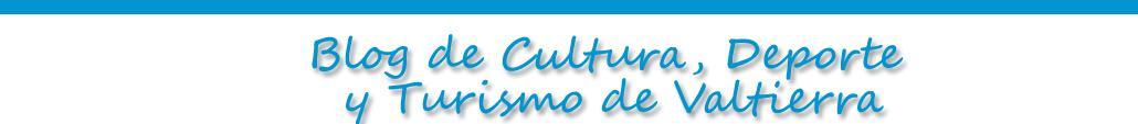Blog de Cultura, Deporte y Turismo de Valtierra
