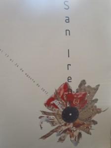 Accesit premio local portada de fiestas San Ireneo 2012: Mikel Burgui Moreno