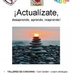 aprender - deaprender - reaprender - actualizate - Valtierra