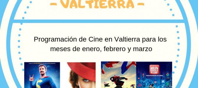 CINE CASA DE CULTURA VALTIERRA 2019