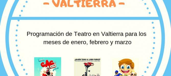 TEATROS CASA DE CULTURA VALTIERRA 2019