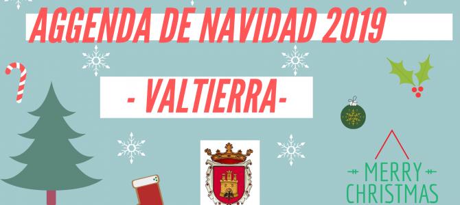 AGENDA DE NAVIDAD 2019 – 2020