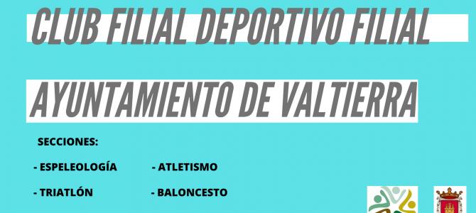 CLUB DEPORTIVO FILIAL – AYUNTAMIENTO DE VALTIERRA –
