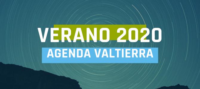 Agenda verano en Valtierra 2020