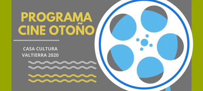 Cine en Valtierra , otoño 2020